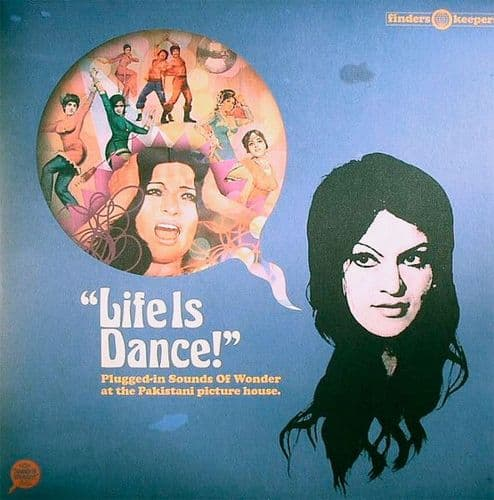 Various<br>Life Is Dance!<br>2LP, Comp